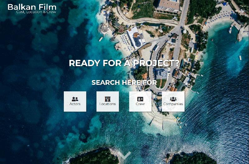 BalkanFilm.com Home Page
